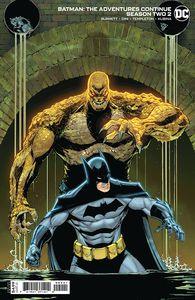 [Batman: The Adventures Continue: Season II #2 (Max Dunbar Cardstock Variant) (Product Image)]