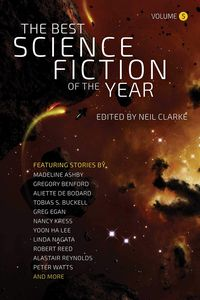 [The Best Science Fiction Of The Year: Volume 5 (Product Image)]