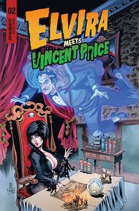 [Elvira Meets Vincent Price #2 (Cover A Acosta) (Product Image)]