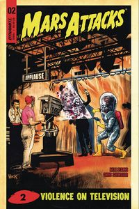 [Mars Attacks #2 (Cover D Hack) (Product Image)]