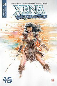 [Xena: Warrior Princess #4 (Cover A Mack) (Product Image)]