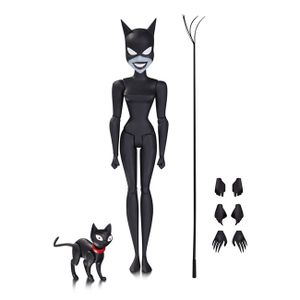 [Batman Animated: New Batman Adventures: Action Figures: Catwoman (Product Image)]