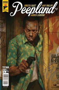 [Hard Case Crime: Peepland #5 (Cover B Oliver) (Product Image)]
