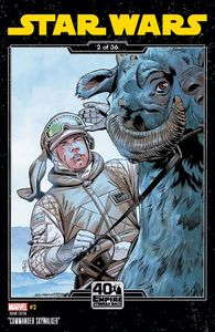[Star Wars #2 (Sprouse Empire Strikes Back Variant) (Product Image)]