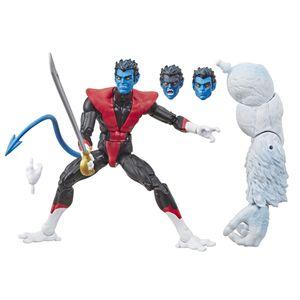 [X-Men: Marvel Legends Action Figure: Nightcrawler (Product Image)]