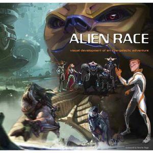 [Alien Race: Visual Development Of An Intergalactic Adventure (Product Image)]