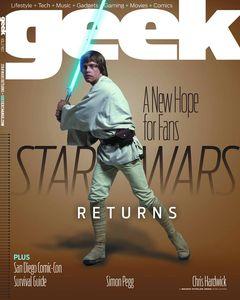 [Geek Magazine #7 (Product Image)]