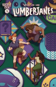 [Lumberjanes #74 (Cover B Moulton Variant) (Product Image)]