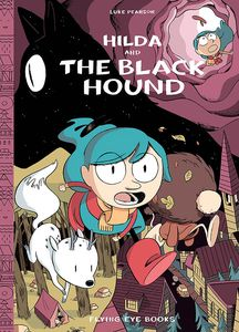 [Hilda: Book 4: Hilda & The Black Hound (Hardcover) (Product Image)]