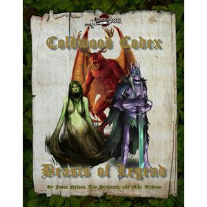 [Beasts Of Legend: Coldwood Codex (Pathfinder 2nd Edition) (Product Image)]