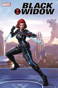 [Black Widow #1 (Marvel Super War Variant) (Product Image)]