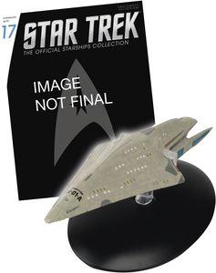 [Star Trek: Starships Figure Collection Magazine #17: USS Dauntless (Product Image)]