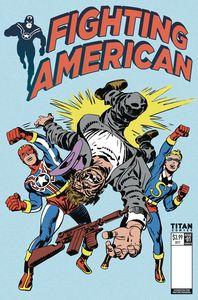 [Fighting American #1 (Cover C Kirby) (Product Image)]