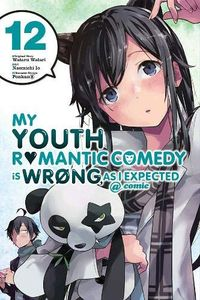 [My Youth Romantic Comedy Is Wrong, As I Expected: Volume 12 (Product Image)]