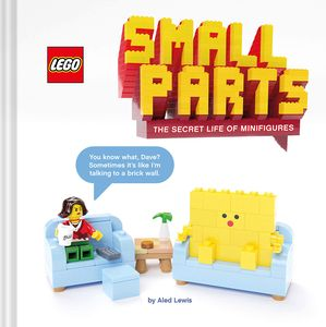[LEGO: Small Parts (Hardcover) (Product Image)]