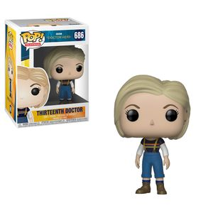 [Doctor Who: Pop! Vinyl Figure: 13th Doctor Without Coat (Product Image)]