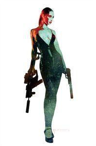[Gun Honey #1 (Cover F Sienkiewicz Virgin Variant) (Product Image)]