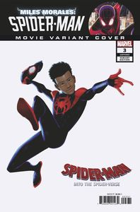 [Miles Morales: Spider-Man #3 (Movie Variant) (Product Image)]
