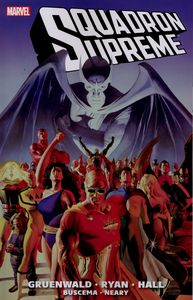 [Squadron Supreme (New Printing - Hardcover) (Product Image)]