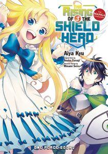 [Rising Of The Shield Hero: Volume 3 (Manga Companion) (Product Image)]