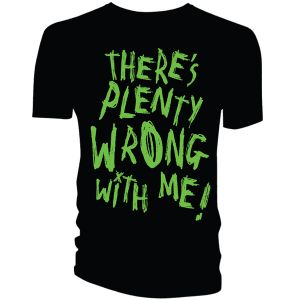 [Batman: Arkham City: T-Shirts: There's Plenty Wrong With Me (Product Image)]