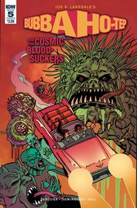 [Bubba Ho-Tep & Cosmic Blood-Suckers #5 (Cover B Galusha) (Product Image)]