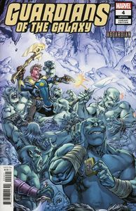 [Guardians Of The Galaxy #4 (Raney Asgardian Variant) (Product Image)]