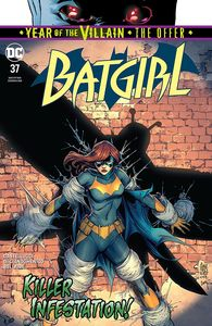 [Batgirl #37 (YOTV The Offer) (Product Image)]