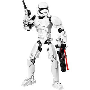 [Star Wars: The Force Awakens: Constraction: Lego: First Order Stormtrooper (Product Image)]