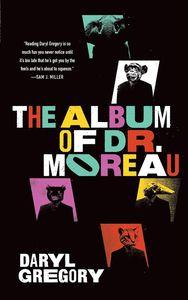 [The Album Of Dr Moreau (Product Image)]