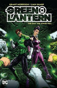 [Green Lantern: Volume 2: The Day The Stars Fell (Hardcover) (Product Image)]