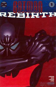 [Batman Beyond: Rebirth #1 (Foil Variant) (Product Image)]