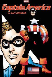 [Captain America By Jurgens: Omnibus (Jurgens Cover Hardcover) (Product Image)]