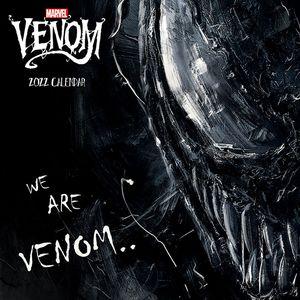[Venom: Official 2022 Calendar (Product Image)]