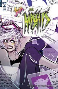 [Jem: The Misfits #4 (Product Image)]