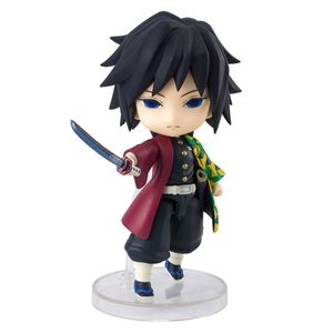 [Demon Slayer: Figuarts mini Figure: Giyu Tomioka (Product Image)]