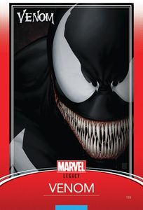 [Venom #155 (Legacy) (Christopher Trading Card Variant) (Product Image)]
