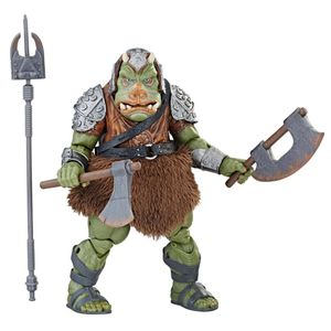 [Star Wars: Black Series Action Figure: Gamorrean Guard (Product Image)]