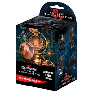 [Dungeons & Dragons: Icons Of The Realms Booster Brick: Volo & Mordenkainen's Foes (Product Image)]