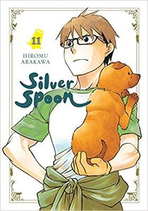[Silver Spoon: Volume 11 (Product Image)]
