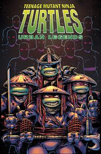 [Teenage Mutant Ninja Turtles: Urban Legends: Volume 2 (Product Image)]