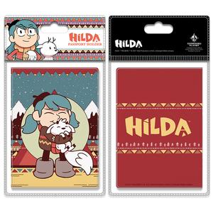 [Hilda: Passport Holder: Young Hilda & Twig (Product Image)]