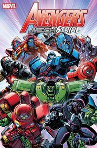 [King In Black: Captain America #1 (Avengers Mech Strike Variant) (Product Image)]