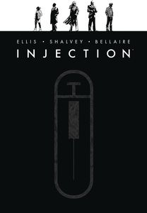 [Injection: Volume 1 (Deluxe Edition - Hardcover) (Product Image)]