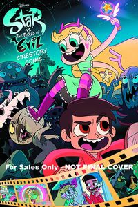 [Disney Star Vs The Forces Of Evil Cinestory (Product Image)]