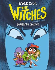 [The Witches: The Graphic Novel (Hardcover) (Product Image)]