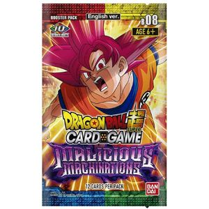 [Dragon Ball Super: Card Game: Booster Pack B08 (Product Image)]