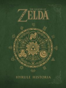 [Legend Of Zelda: Hyrule Historia (Hardcover) (Product Image)]