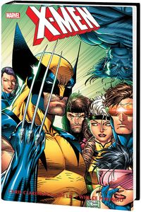 [X-Men By Chris Claremont & Jim Lee: Omnibus: Volume 2 (New Prinitng Hardcover) (Product Image)]