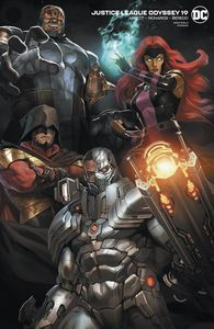 [Justice League: Odyssey #19 (Skan Variant Edition) (Product Image)]